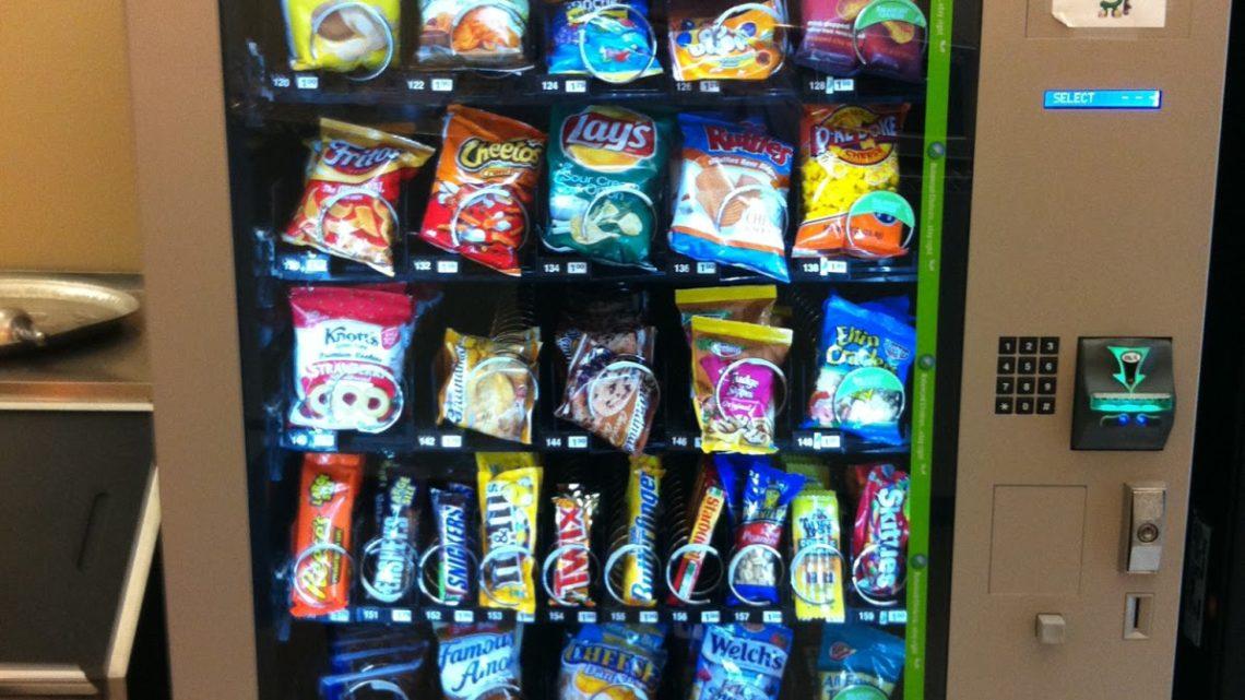 Distributori automatici: come trasportare le vending machine?