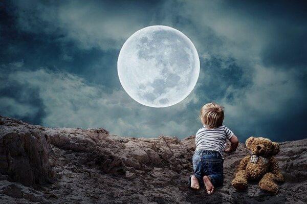 Buonanotte ai bambini: le filastrocche più belle